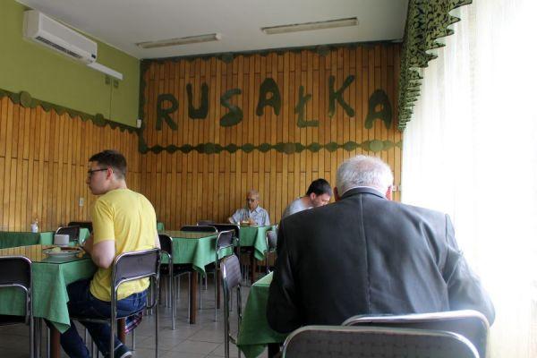 Bar Mleczny Rusałka Warsaw
