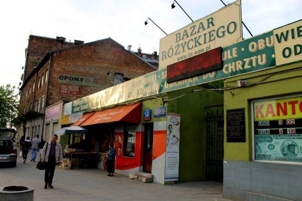 Bazar Różyckiego Warsaw