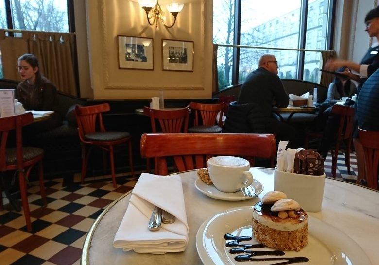 Café Bristol Warsaw