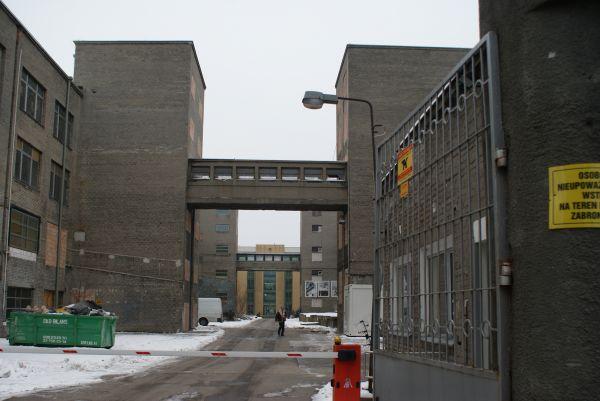 Fabryka Szpotańskiego Warsaw