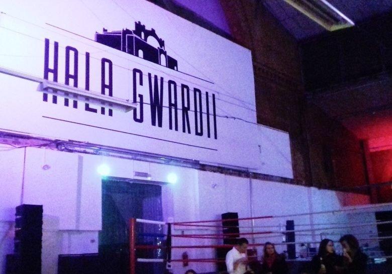Hala Gwardii Warsaw