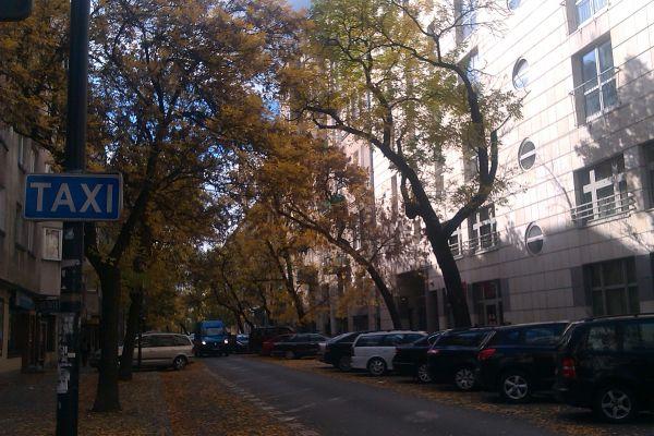 Hoża Street Warsaw