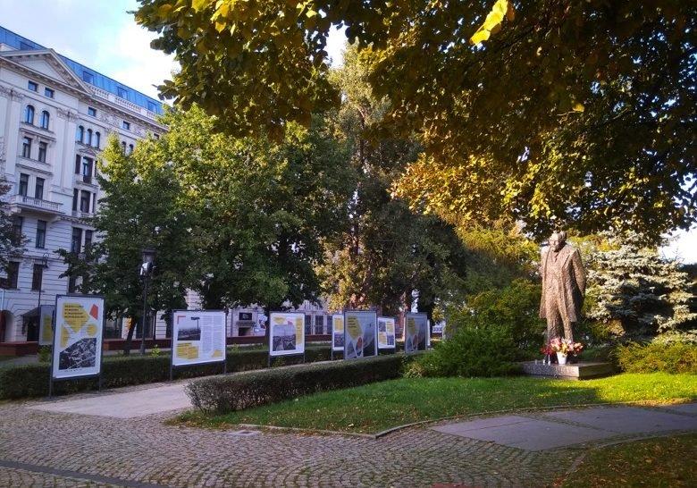 Jan Twardowski Square Warsaw