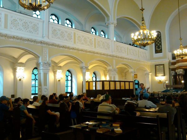 Jewish Synagogue Warsaw