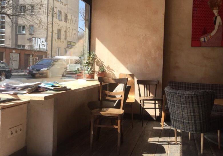 Kawiarnia Fabryczna Warsaw
