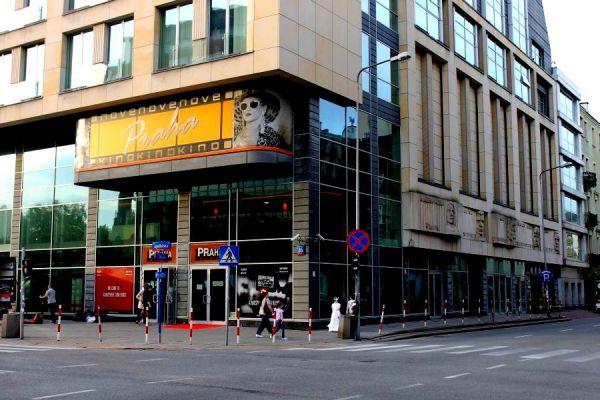 Kino Praha Warsaw