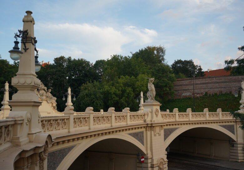 Markiewicza Viaduct Warsaw