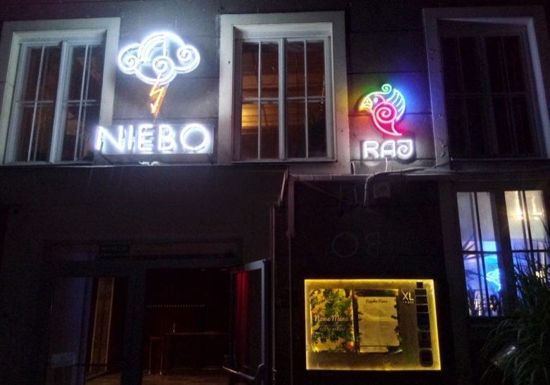 NIEBO/RAJ Warsaw