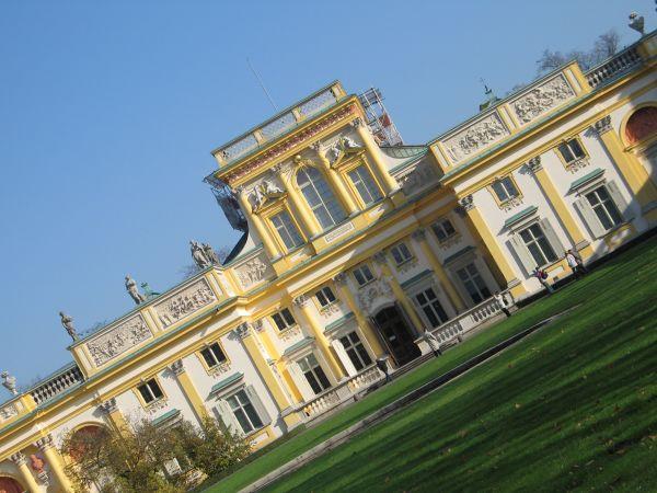 Pałac w Wilanowie Warsaw