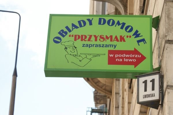 Przysmak Warsaw