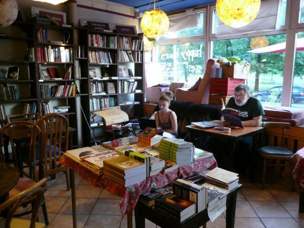 Tarabuk Bookshop&Cafe Warsaw