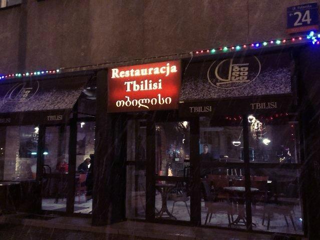 Tbilisi Warsaw