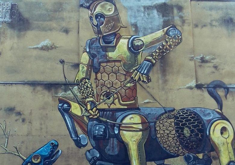 Warsaw Street Art Warsaw