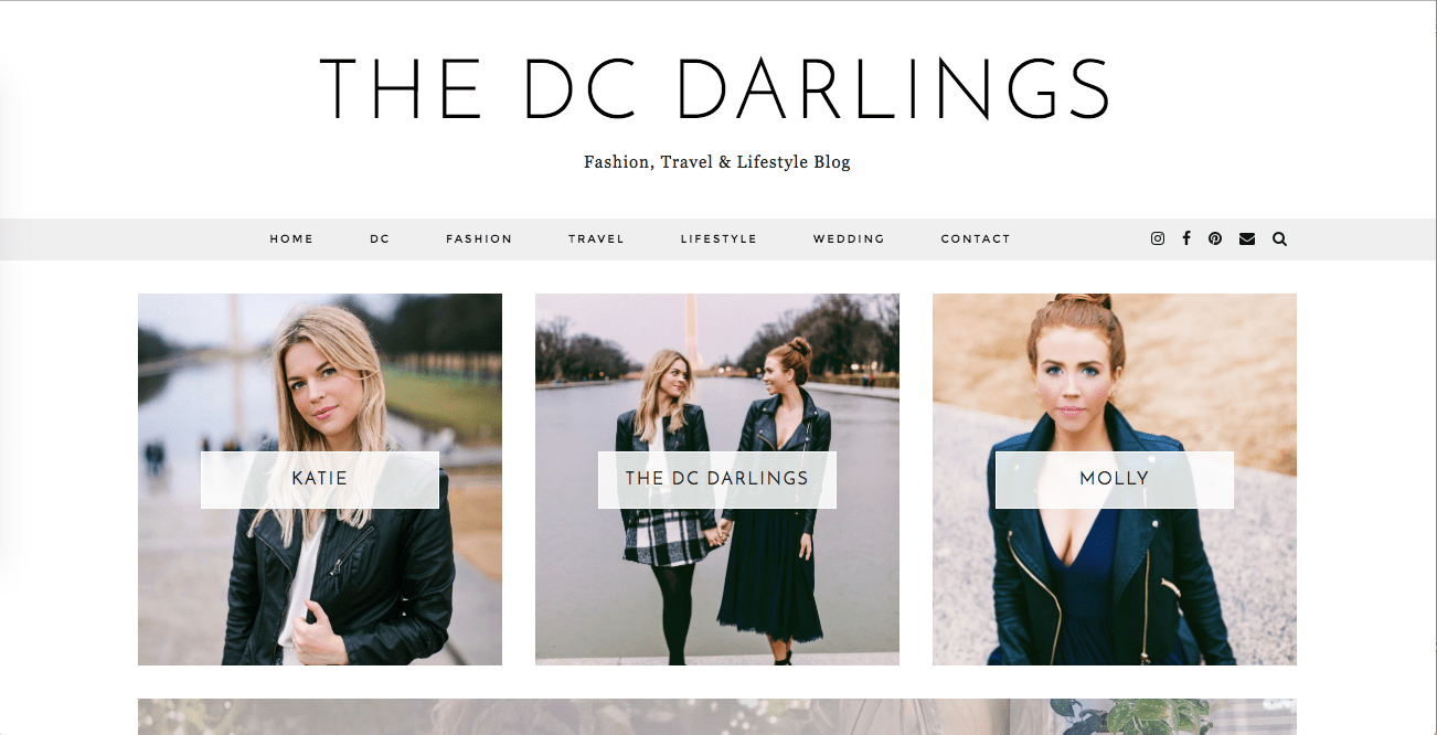 Dc blog