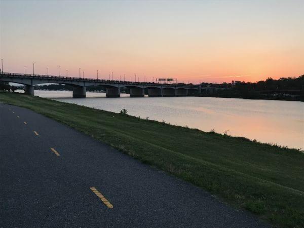 Anacostia Riverwalk Washington DC