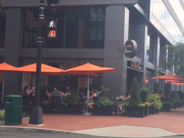 Alba Osteria – Two words: bottomless brunch