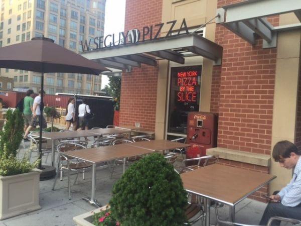 Wise Guys Pizza Washington DC
