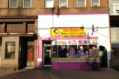 Columbia Heights Latino Bakeries Washington DC