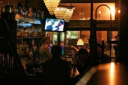 Looking Glass Lounge Washington DC