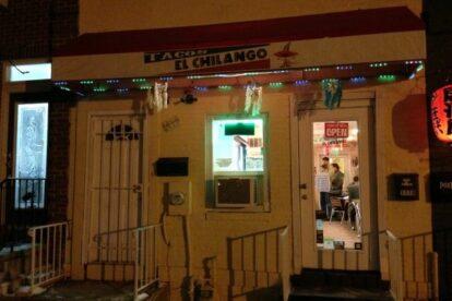 Tacos El Chilango Washington DC