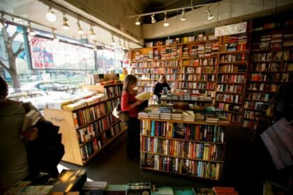 Kramerbooks & Afterwords – Bookstore and cafe