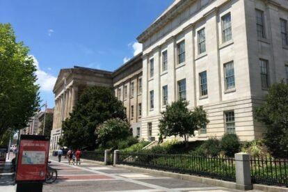 Smithsonian American Art Museum Washington DC