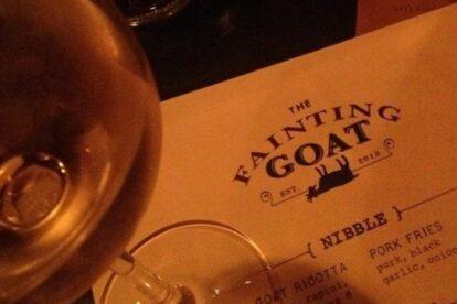 The Fainting Goat Washington DC