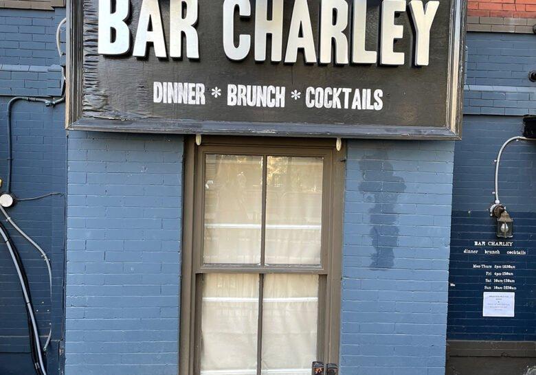 Bar Charley Washington DC