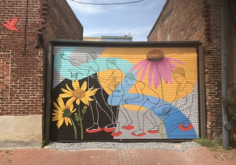 Blagden Alley Washington DC