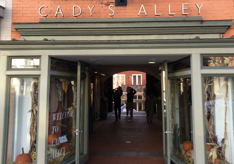 Cady's Alley Washington DC