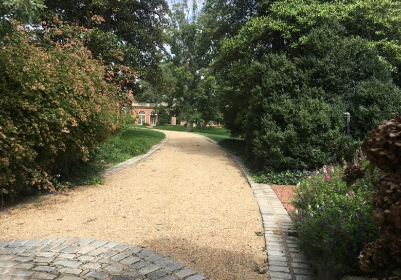 Dumbarton Oaks Garden Washington DC