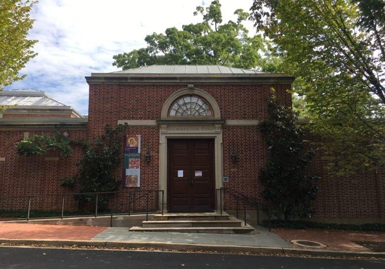 Dumbarton Oaks Museum Washington DC