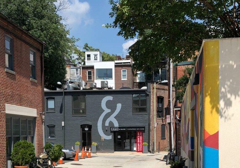 IA&A at Hillyer Washington DC
