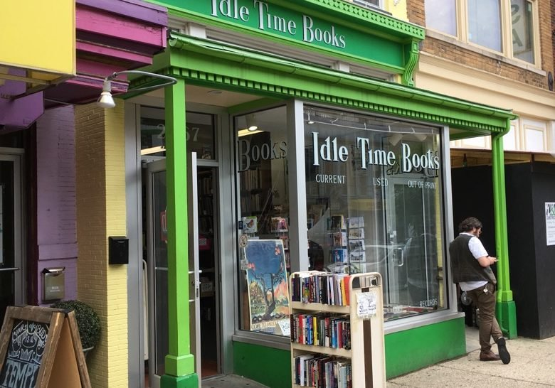 Idle Time Books Washington DC
