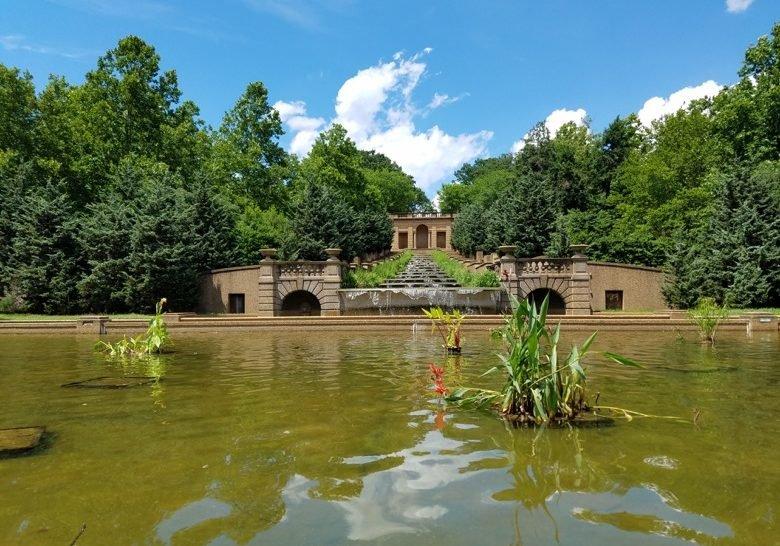 Meridian Hill Park – Beautiful park