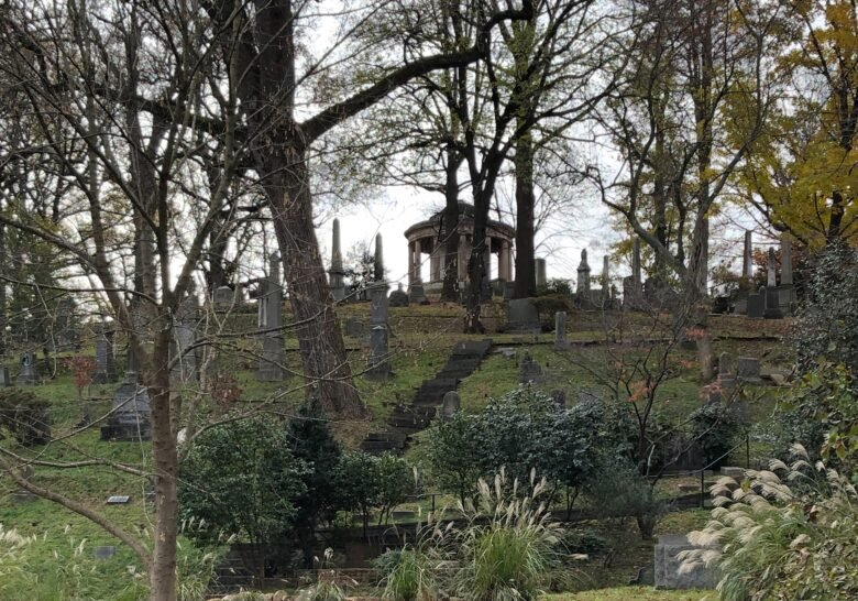 Oak Hill Cemetery Washington DC