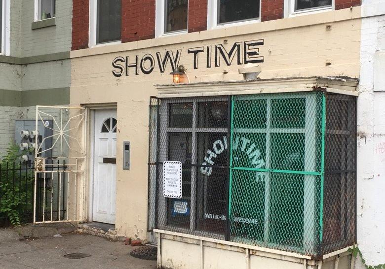 Showtime – A true DC dive