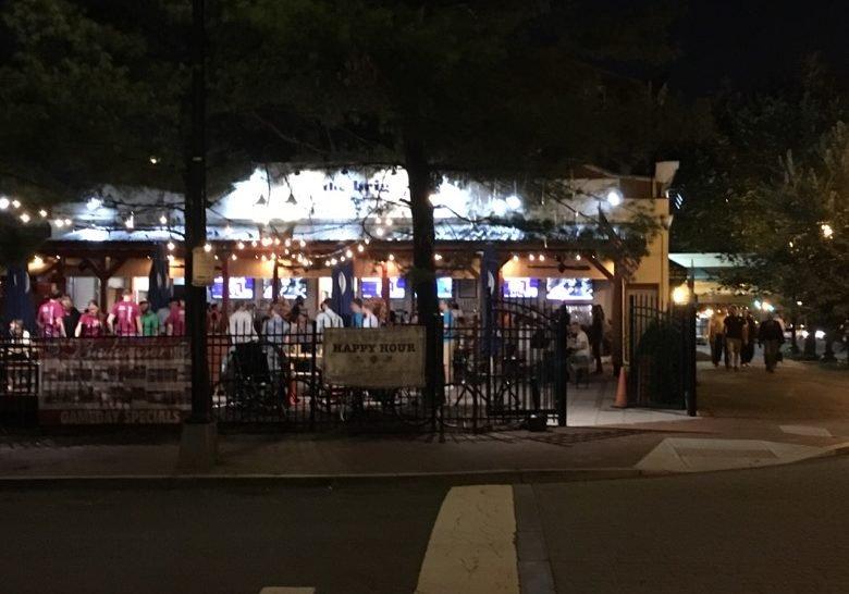 The Brig – Beer garden in the city