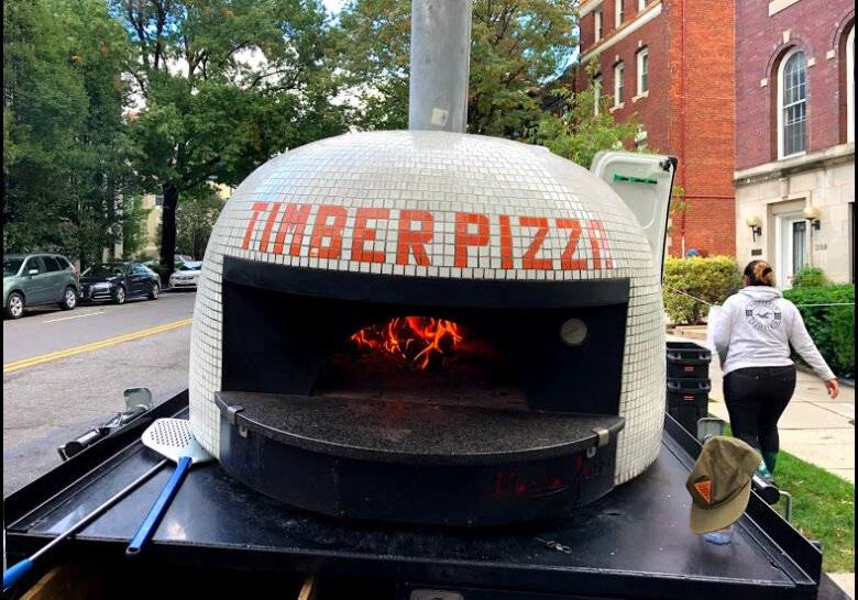 Timber Pizza Washington DC