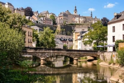 10 Small Cities for Traveling Local in Europe