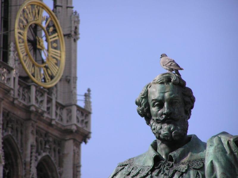 Antwerp (by belgianchocolate)