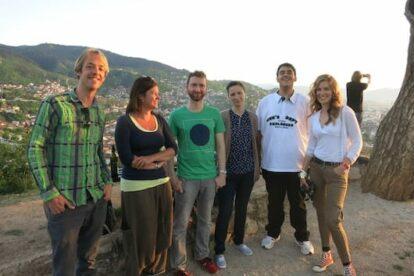14 2015-05 Spotters meeting Sarajevo 2