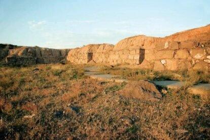 Teishebaini Fortress Yerevan