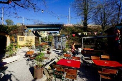Am Damm für Dich Zurich bars