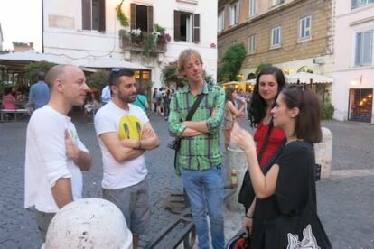 Spotters meeting in Rome