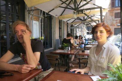 Meeting Antonina