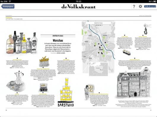 20140225 Volkskrant (page 1&2)