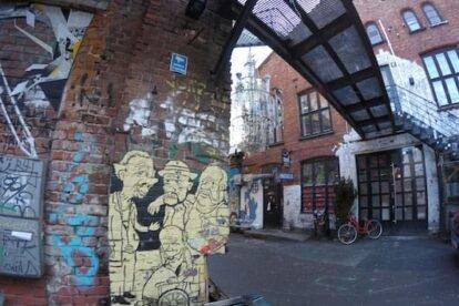 Ingens Gate Oslo