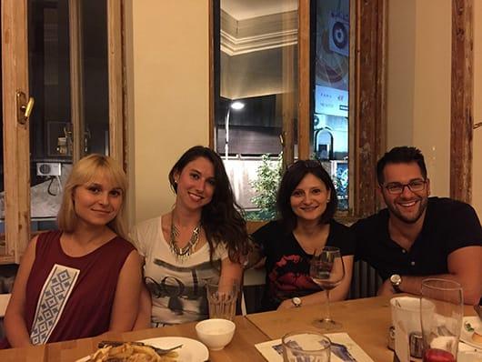 Bucharest Spotters meeting Washington DC Spotter