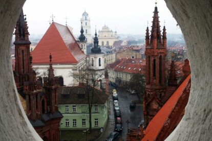 48 Hours in Vilnius: A Local's Guide